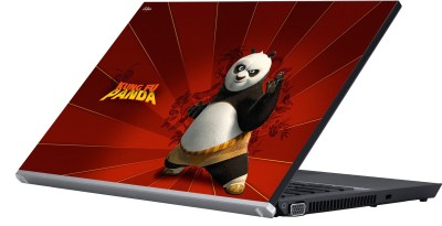 Eclipse Kung Fu Panda Vinyl Laptop Decal 15.6