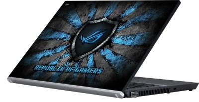 Eclipse Republic Of Gamers Vinyl Laptop Decal