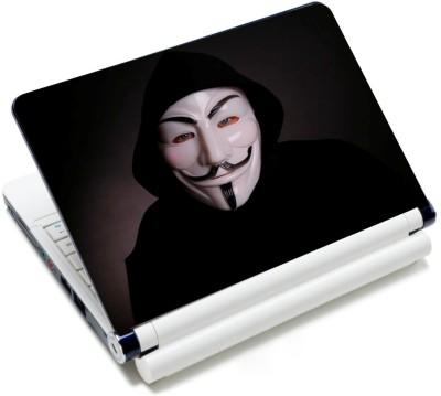 CrazyLiner Anonymous Vinyl Laptop Decal 15.6