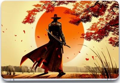 Trendsmate Cool Samurai 3M Vinyl and Lamination Laptop Decal 15.6