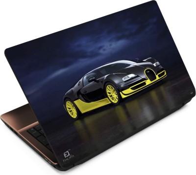 Finest Car 1 Vinyl Laptop Decal