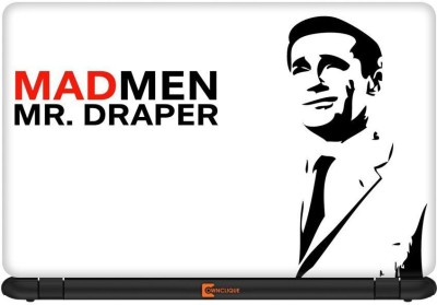 Urban Monk Mad Men,Don Draper Vinyl Laptop Decal 15.6