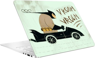 AV Styles Vroom Vinyl Laptop Decal 15.6