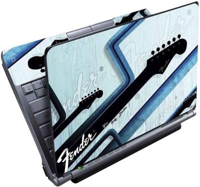 FineArts Guitar Full Panel Vinyl Laptop Decal 15.6