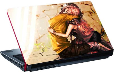 virtual prints love and romance digitally printed vinyl Laptop Decal 15