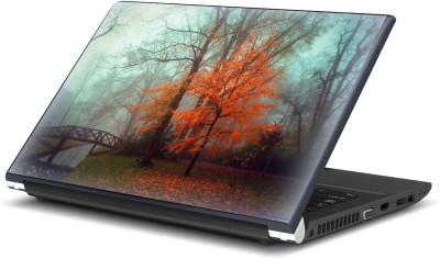 Artifa Park and Fog Vinyl Laptop Decal 15.6
