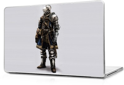 Global Dark souls Hero Vinyl Laptop Decal