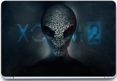 Trendsmate Alien Face 3M Vinyl and Lamination Laptop Decal 15.6