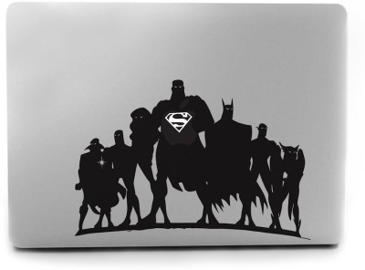 Automers Justice League Sticker Skin High Quality Vinyl Laptop Decal 15