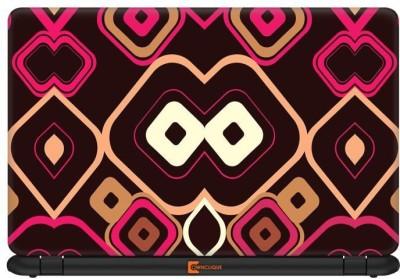 Ownclique Color Creation Vinyl Laptop Decal 14.1