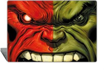 Digitek World Skin of Hulk High Quality 3M Vinyl Laptop Decal 15.6