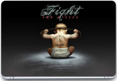 Trendsmate Fight for kisses 3M Vinyl and Lamination Laptop Decal 15.6