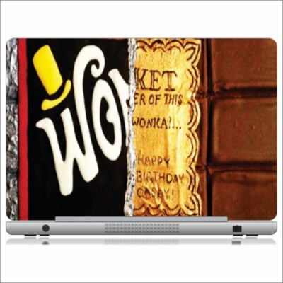 Printland Wonka Skin Ls153918 Vinyl Laptop Decal 14.2