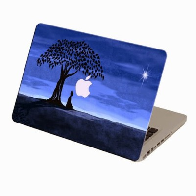 Theskinmantra Zen Moment Macbook 3m Bubble Free Vinyl Laptop Decal 13.3