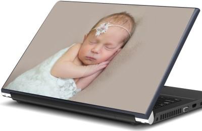 Artifa Baby sleeping sweetly Vinyl Laptop Decal 15.6