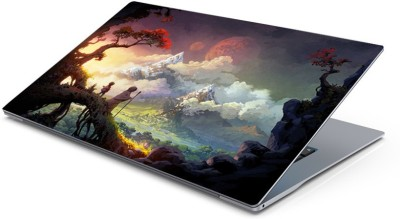 Lovely Collection Beautifull nature Vinyl Laptop Decal 15.6