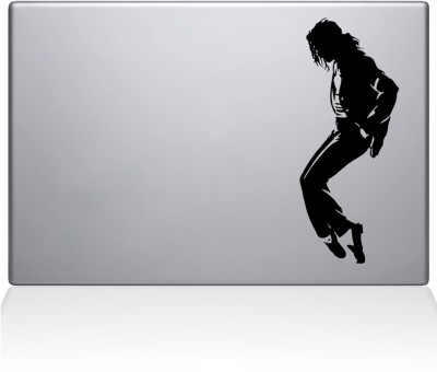 Global Michal jackson moon walking High Quality Vinyl Laptop Decal