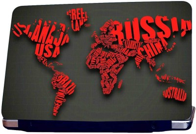 Style Clues Russian Skin Decal Vinyl Laptop Decal 15.6