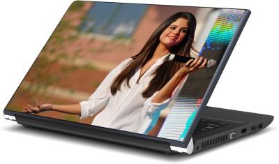 Artifa Selena Gomez Ls0372 Vinyl Laptop Decal 15.6