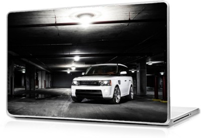 Global Range Rover Vinyl Laptop Decal