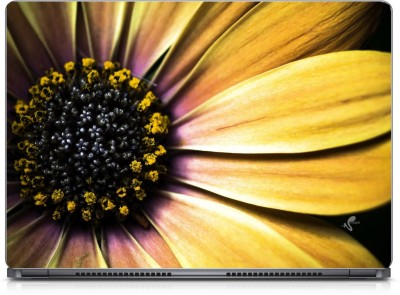 Seamen Sunflower Vinyl Laptop Decal 15.6
