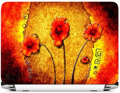 FineArts Abstract Series 1033 Vinyl Laptop Decal 15.6
