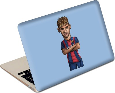 The Fappy Store neymar Laptop Skin Vinyl Laptop Decal