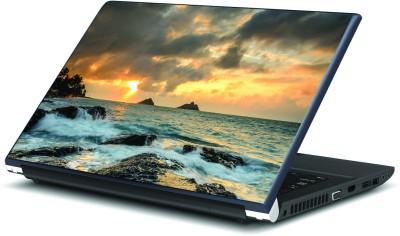 Artifa Sunrise at Lanikai Point Hawaii Vinyl Laptop Decal