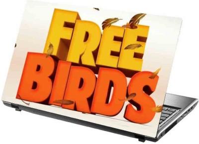 virtual prints free birds digitally printed Laptop Decal 15