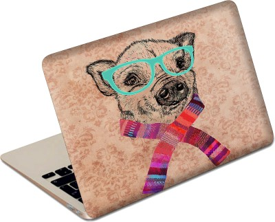 The Fappy Store Inocent Piggy Stylish Funky Vinyl Laptop Decal