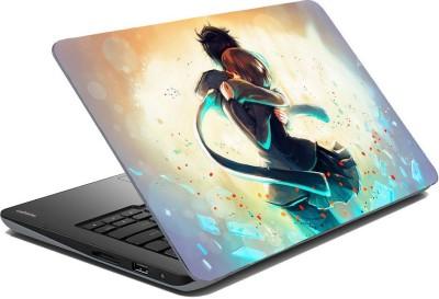 Posterhunt SVPSI3671 Animate Boy Girl Laptop Skin Vinyl Laptop Decal 14.1