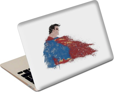 The Fappy Store Superman Vinyl Laptop Decal 15.6