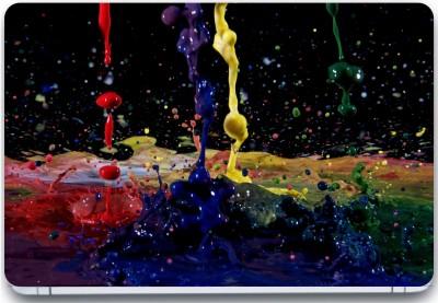 Trendsmate Color Splash 3M Vinyl and Lamination Laptop Decal 15.6