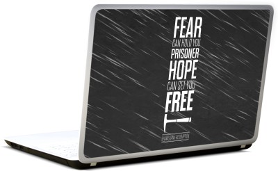 Lab No. 4 Shawshank Redemption Oscar Movies Movie Quote Vinyl Laptop Decal 17