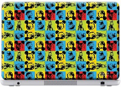 Planet Superheroes Disney Dearies Vinyl Laptop Decal