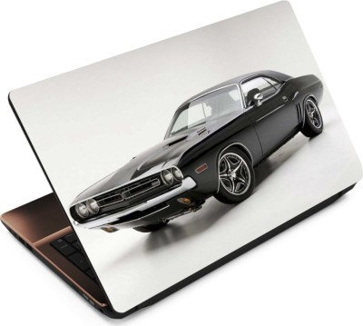 Finest Car 21 Vinyl Laptop Decal 15.6