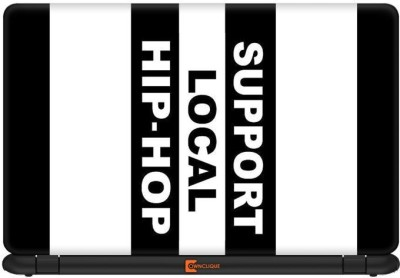 Ownclique Support Local Hip Hop Vinyl Laptop Decal 17