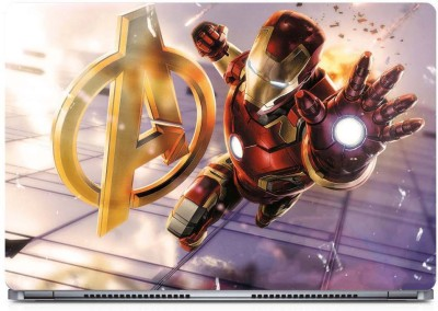 Marvel Iron man -avenger Vinyl Laptop Decal