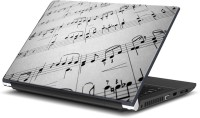 Rangeeleinkers Music Notes On Paper Vinyl Laptop Decal 15.6 best price on Flipkart @ Rs. 199