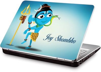 Clublaptop Joy Shombho (Shiva) (CLS-234) Vinyl Laptop Decal 15.6