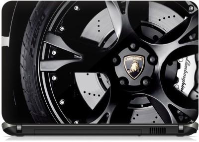Laptoz Lamborghini Car - BSPROA2908 (15.6 inch x 10 inch) Vinyl Laptop Decal