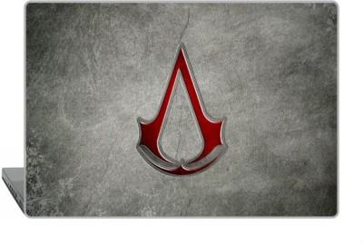 Digitek World Skin of Assassins Creed Assassins Symbol High Quality 3M Vinyl Laptop Decal 15.6