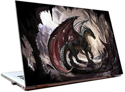 Dealmart Dragons - Chinese - HD Quality  Vinyl Laptop Decal 15.6