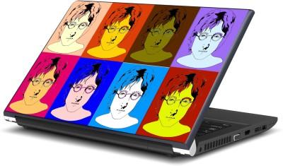 Artifa John Lenon Inspired Vinyl Laptop Decal