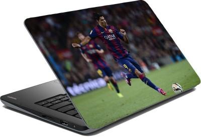 Posterhunt SVshi810 FC Barcelona Players Photographic Laptop Skin Vinyl Laptop Decal 14.1