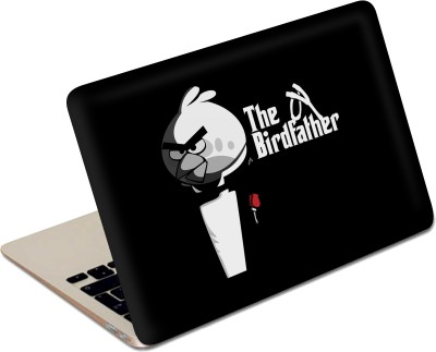 The Fappy Store Brid Man Stylish Funky Vinyl Laptop Decal
