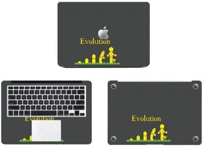 Swagsutra Evolution Vinyl Laptop Decal 11