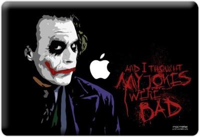 Planet Superheroes Jokers Sarcasm Vinyl Laptop Decal 11
