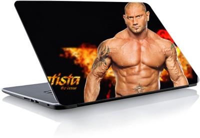 Devendra Graphics Wwe Batista Vinyl Laptop Decal 15.6