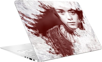 AV Styles Arya Stark Vinyl Laptop Decal 15.6